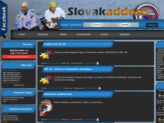 Slovak AddOns