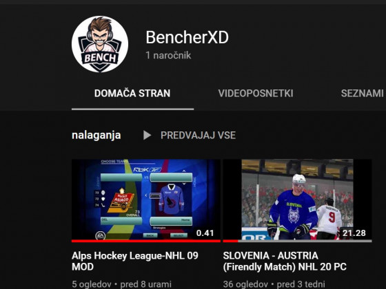 OFFICIAL ALPS HOCKEY LEAGUE GAMING CHANNEL