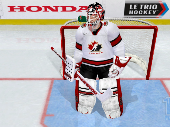 Brodeur - Team Canada - custom fantasy