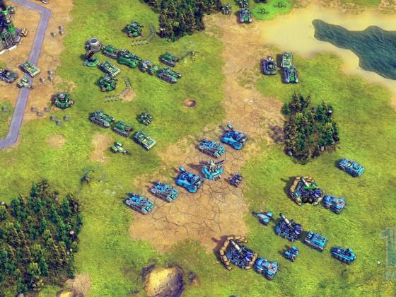 Battle Worlds: Kronos