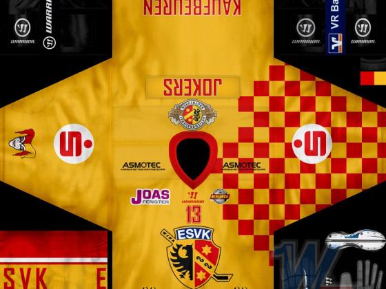 ESV Kaufbeuren - Away 2012/13